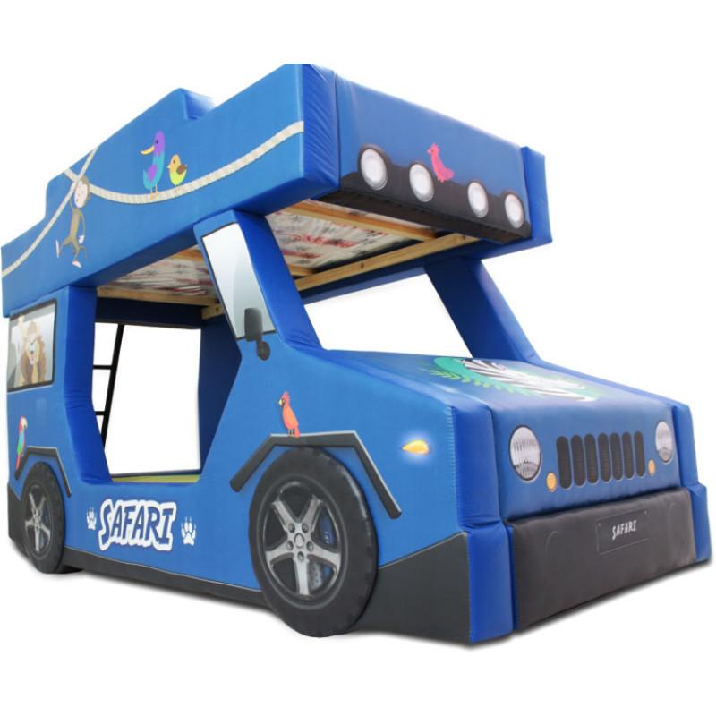 Beliche safari cama carro - Cama coche infantil ...
