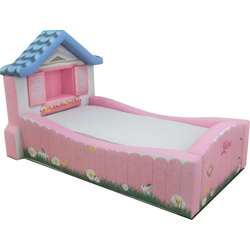 Cama infantil casinha cama carro - Cama coche infantil ...