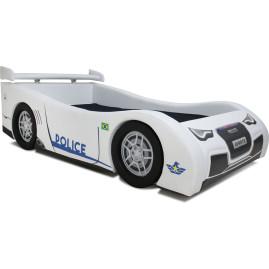 Cama Infantil Police - Cama Carro
