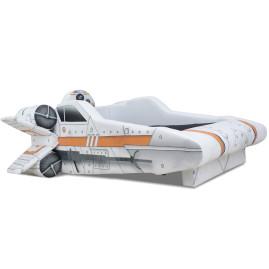 Cama Infantil Nave X - Wing
