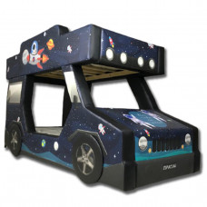 Beliche Infantil - X Space - Cama Carro